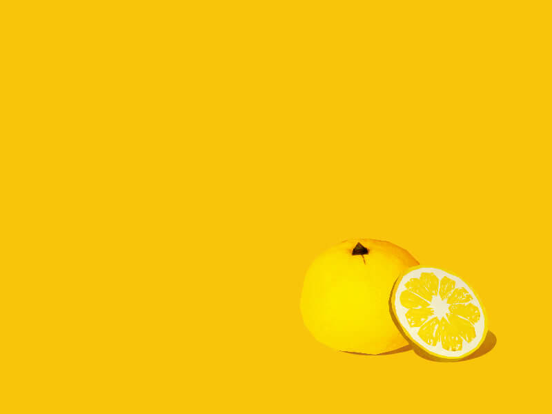 animation motion design étude mouvement fruit