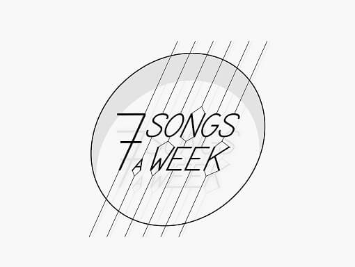 logo 7 Songs a Week